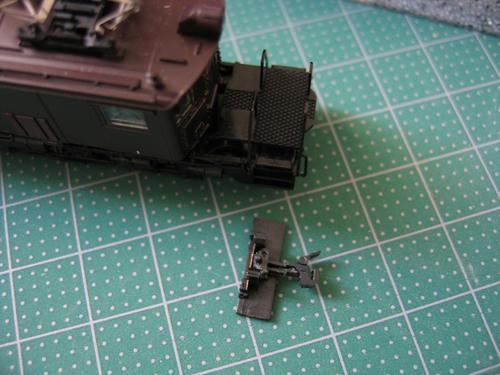 マイクロED53-1タイプへのカトカプNの装着