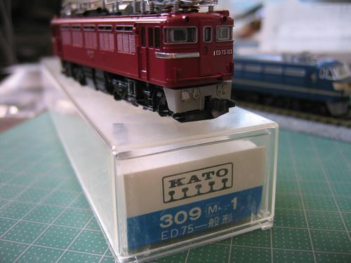 旧製品のED75一般形