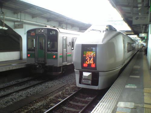 スーパーひたち&仙山線719系