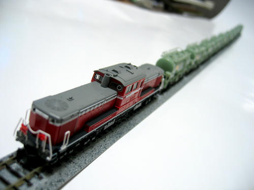 DD51+タキ1900