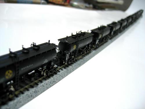 タキ12200+ホキ5700