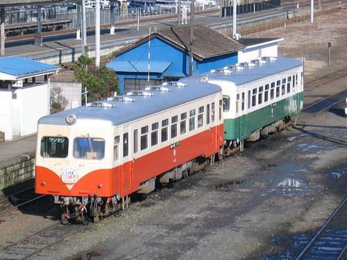キハ430形(432と431)