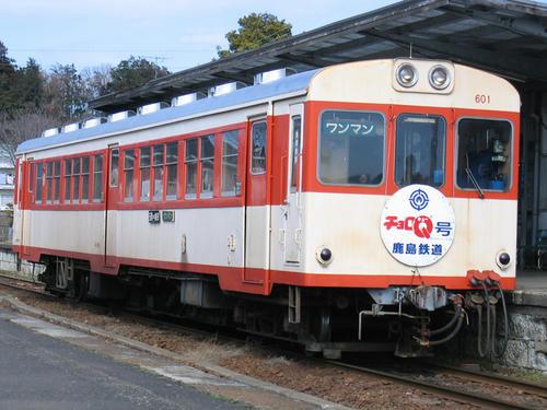 キハ600形(601)・その2