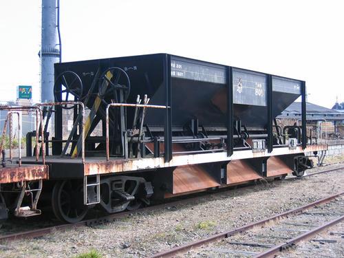 ホキ800形(801)