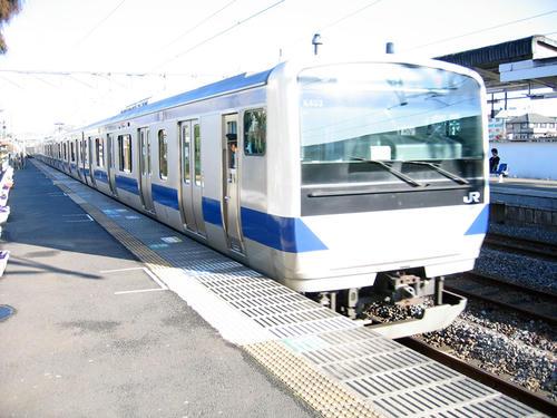 JR常磐線・E531系
