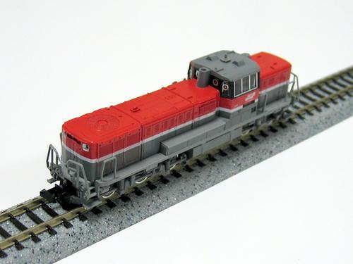 TOMIX:DE10(JR貨物新更新色)