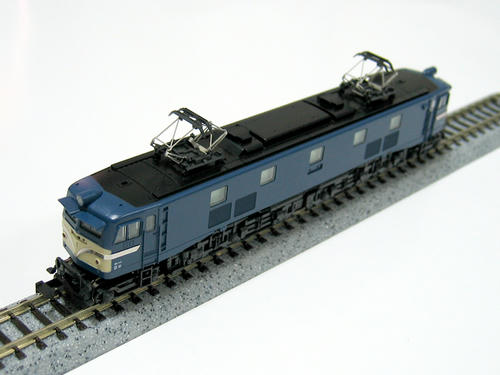 KATO:EF58(上越形・ブルー)