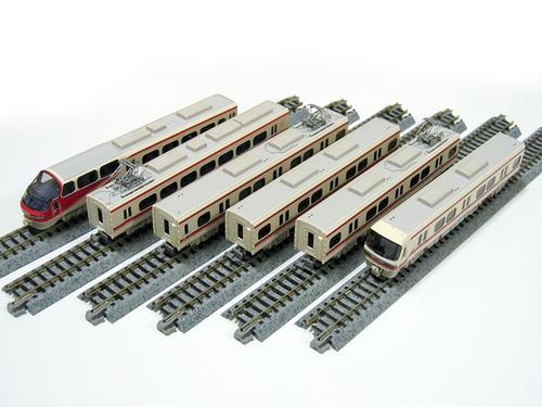 グリーンマックス:名鉄1000系・1200系パノラマsuper