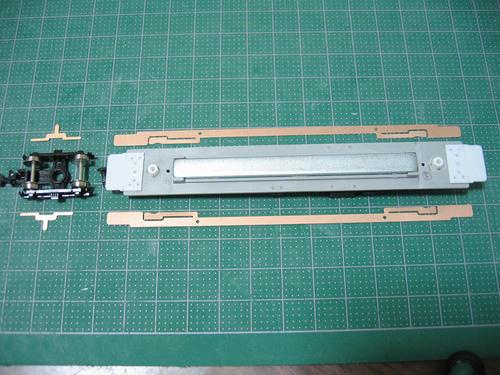 GM・TR200用集電板