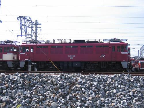 ED75 1036号機