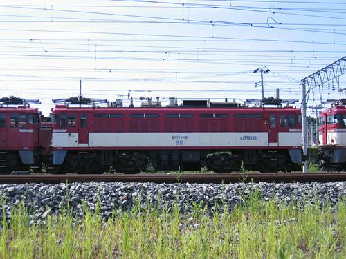 ED75 1019号機