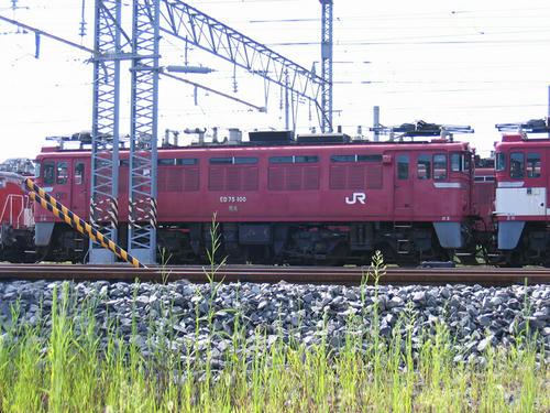 ED75 100号機