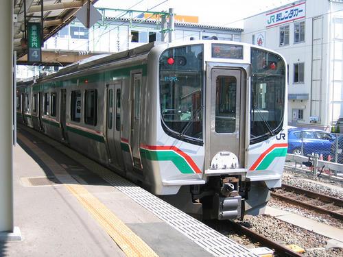 仙山線・E721系0番台