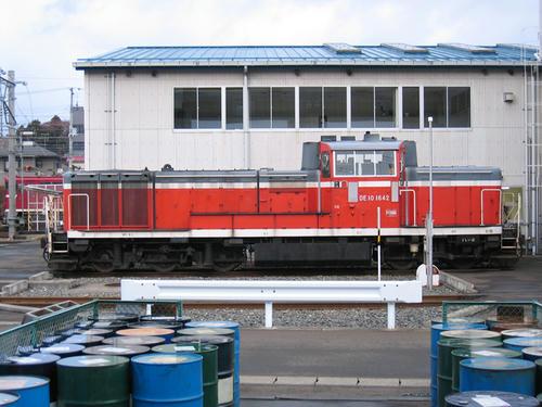 DE10 1642号機(その2)