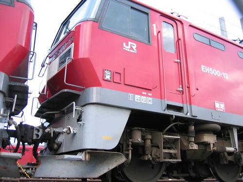 EH500 13号機