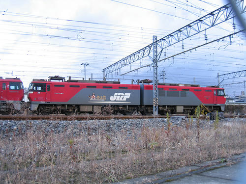 EH500 901号機(その1)