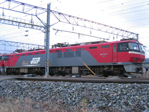 EH500 901号機(その2)