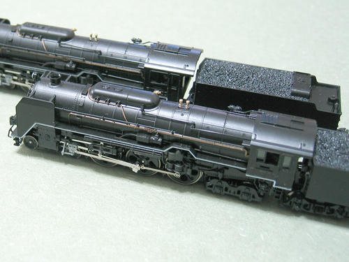 KATO:C62東海道形・その4