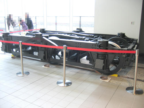 TR73台車