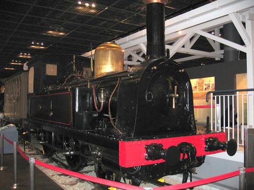 150形式機関車