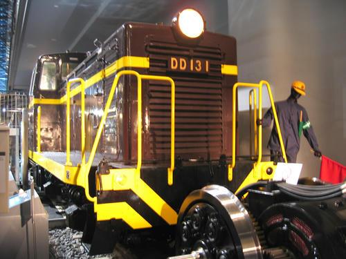 DD13(初期形)