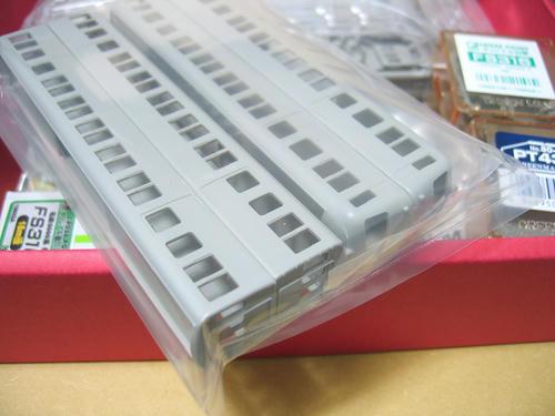クロスポイント:名鉄5000系4輌セット・その2