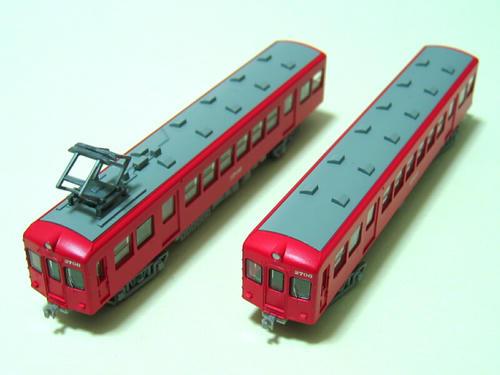 トミーテック:名鉄3700系2輌セット(その2)