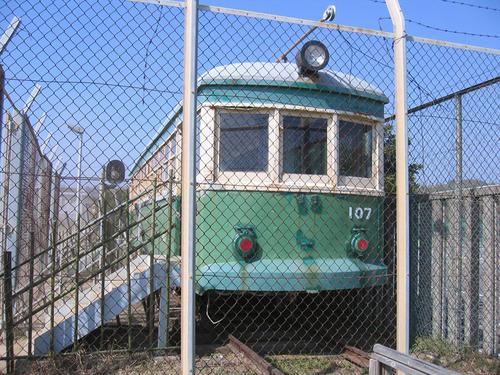 江ノ電106形107号車(タンコロ)