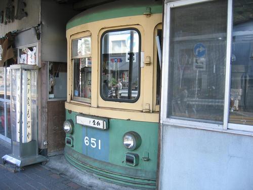 600形651号車