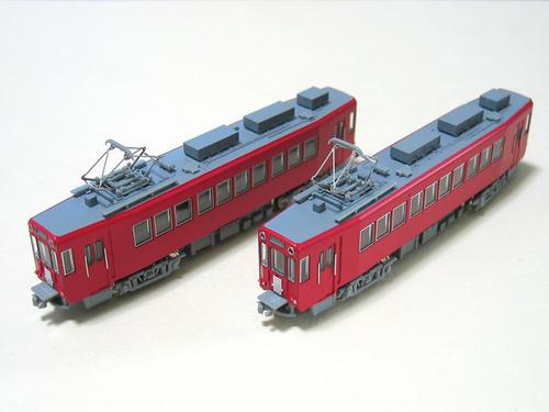MODEMO:名鉄モ600形(その1)