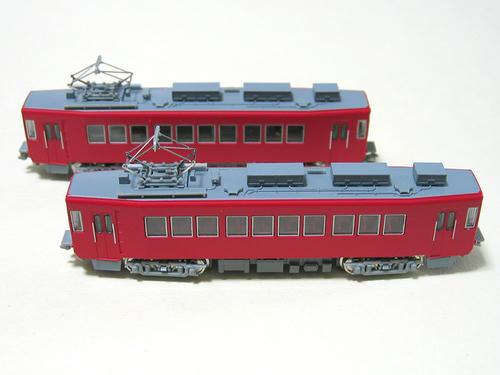 MODEMO:名鉄モ600形(その2)
