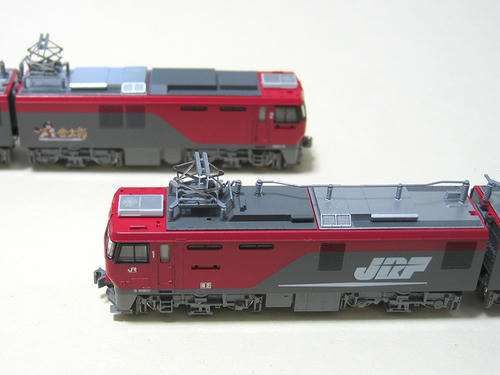 KATO:EH500・3次形(その2)