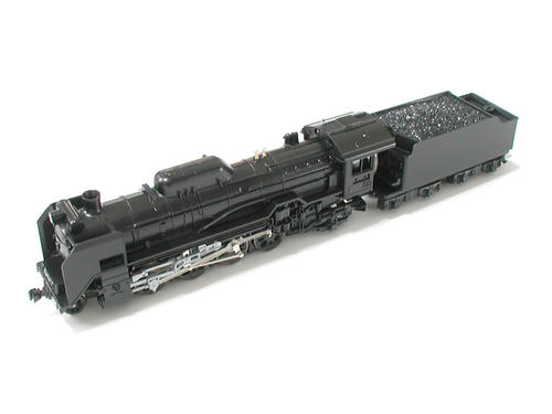 KATO:D51標準型・その1