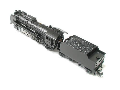 KATO:D51標準型・その2