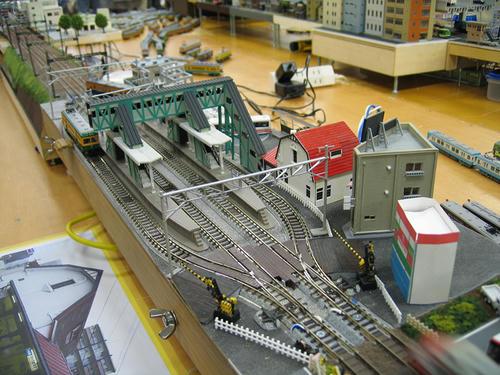 T-Track Networkさんの路面モジュール・その8