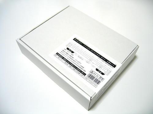リトルジャパンモデルス:オハユニ61 1~105 (スハユニ62)キット・その1