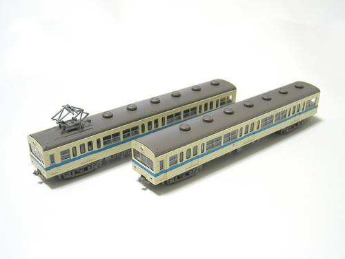 トミーテック:鉄道コレクション第7弾・一畑電車デハ80形+クハ180形