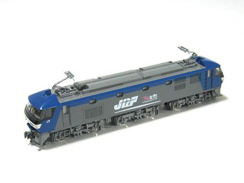 KATO:EF210-100番台(シングルアームパンタ)