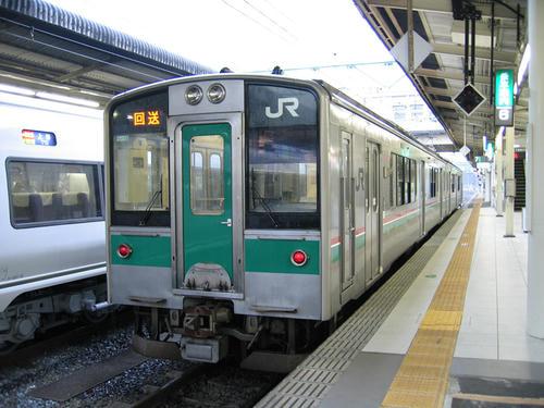 仙山線・701系