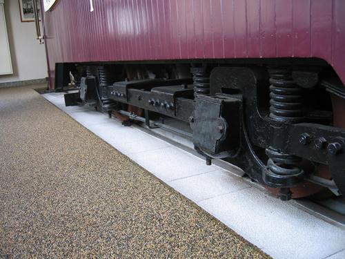 モハ1型(1号車)・台車