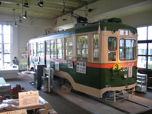 モハ100型(123号車)・その2