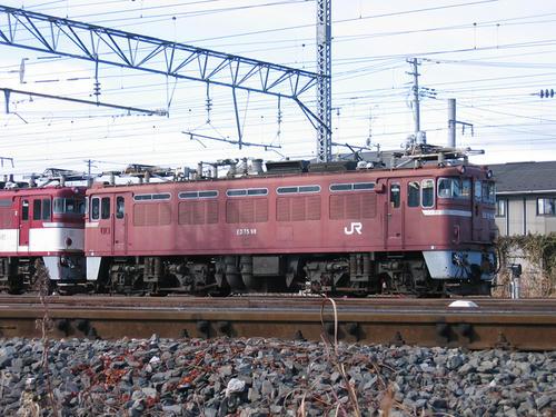 ED75 98号機