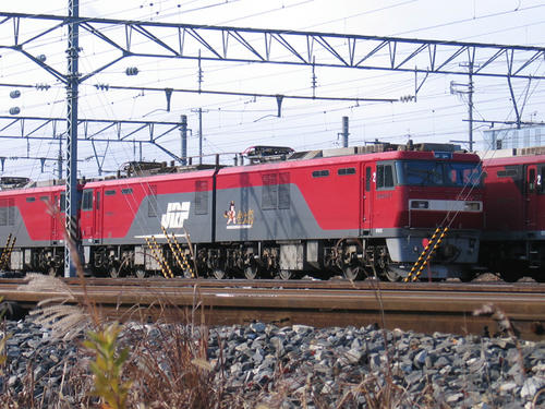 EH500 27号機
