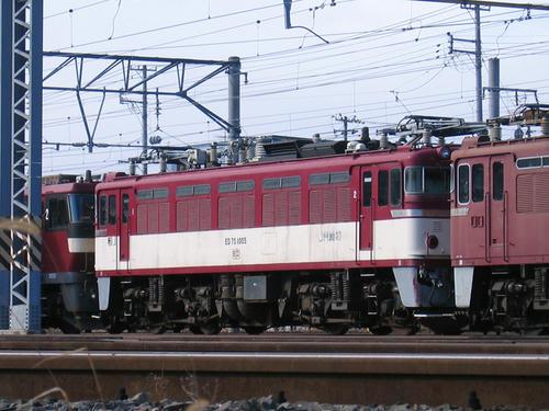 ED75 1005号機