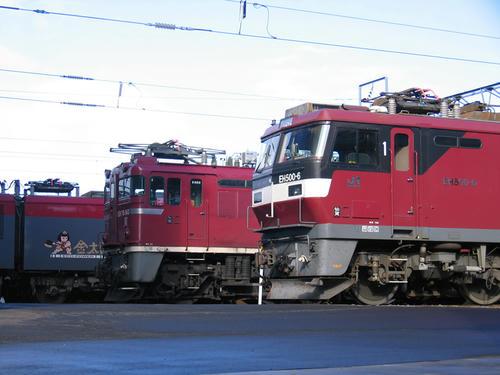 仙台総合鉄道部 08年01月03日・その2