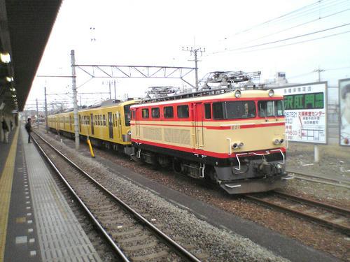 西武鉄道E31(その1)