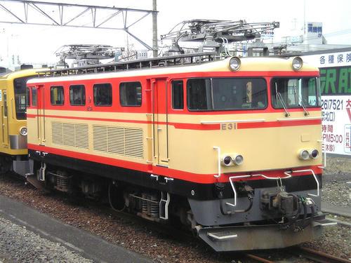 西武鉄道E31(その2)