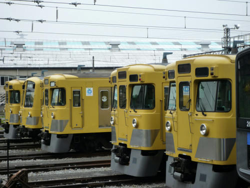 西武鉄道2000系&101N系