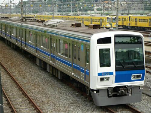 西武鉄道6000系