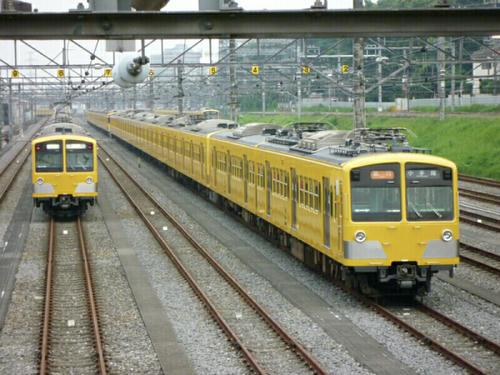 西武鉄道101N系